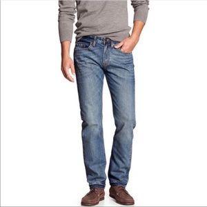Banana Republic straight leg jeans NWT 32/34